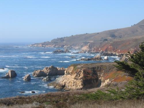 Hwy 1 Coastal view