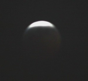 Eclipse lunar copyright (c) Dec 2010 Kathy J Loh