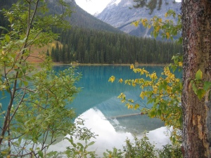Emerald Lake Copyright (C) Oct 2011 Kathy J Loh All Rights Reserved