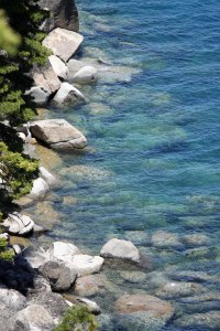 Lake Tahoe copyright(c) June 2012 Kathy J Loh